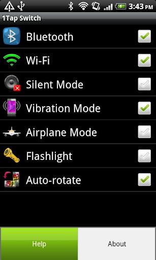 【免費工具App】1Tap Switch-APP點子