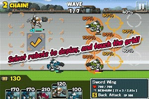 Screenshot of Combat Bots Cosmic Commander