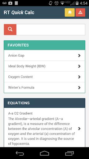RT Quick Calc - screenshot