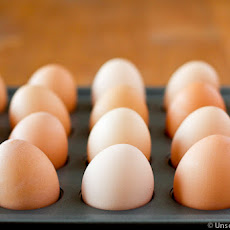 How to Bake Hard Boiled Eggs