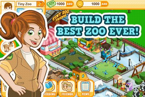 tiny-zoo-friends for android screenshot
