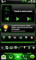 Screenshot of EpicGreen Theme CM7 (LITE)