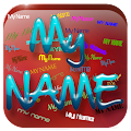 App My name live wallpaper APK for Kindle