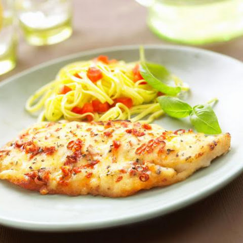 Broiled Tilapia Fillets