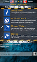 Screenshot of Warships