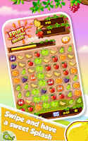 Screenshot of Fruit Crush Mania-fruit jigsaw