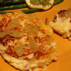 Potato, Bacon and Sauerkraut Patties