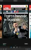Screenshot of Puls Biznesu+