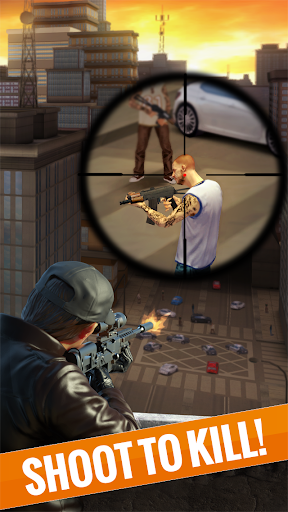 Sniper 3D Assassin: Games - screenshot