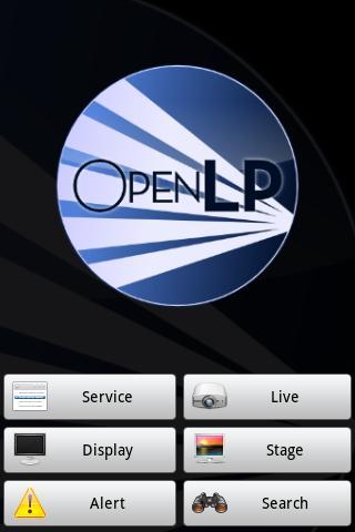 OpenLP - OpenLP Remote