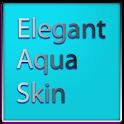 Elegant Aqua Skin icon