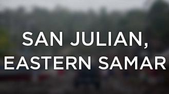 San Julian, Eastern Samar