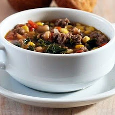 President Ronald Reagan's Hamburger Soup
