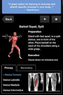 iMuscle 2 Screenshot