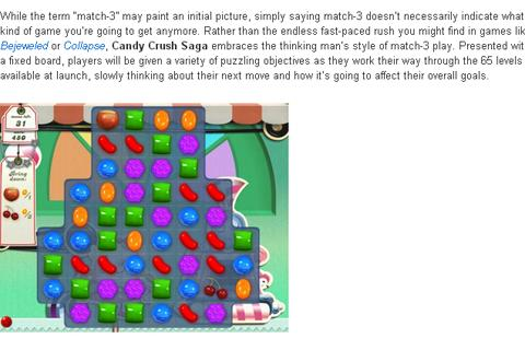 Candy Crush Saga Error Codes | Followclub