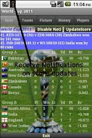 Screenshot of Cricket World Cup 2011 (Full)