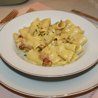 Pasta Carbonara With Cream And Butter Recipes