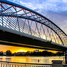 My Bridge 2 by Syahrul Nizam Abdullah - Buildings & Architecture Bridges & Suspended Structures