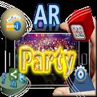 AR party icon