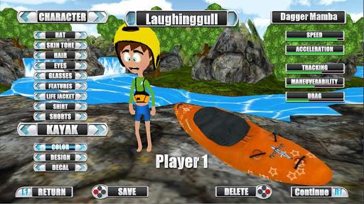 White Water 3D - screenshot