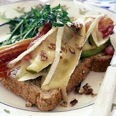 Brie & Bacon Toasties