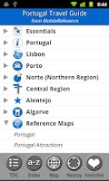 Screenshot of Portugal - FREE Travel Guide
