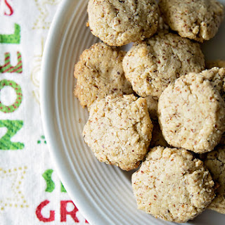 Hazelnut Butter Cookies Healthy Recipes