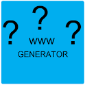 Bored Random Website Generator icon