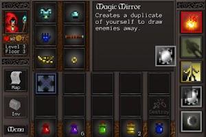 Screenshot of Cardinal Quest