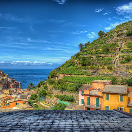 Manarola by Cristian Peša - Buildings & Architecture Other Exteriors