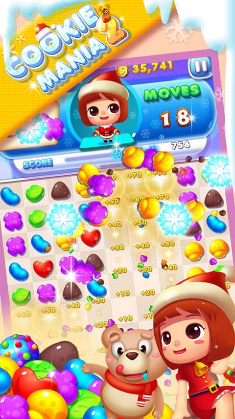 Cookie Mania 2 Screenshot 4