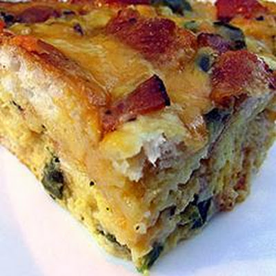Cobb Breakfast Casserole