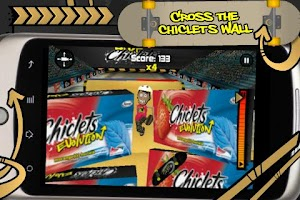 Screenshot of Mega Drop Chiclets Evolution