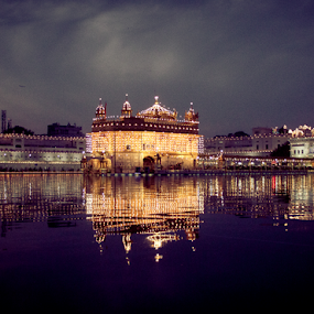 Golden Temple by Jatin Malhotra - Buildings & Architecture Places of Worship ( temple, shades, colors, amritsar, golden )