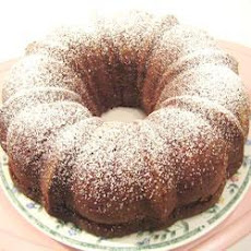 Peach Ginger Cake