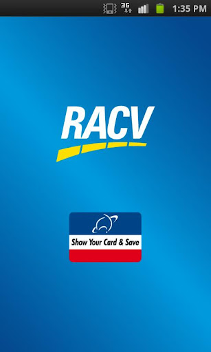 RACV - Show Your Card Save