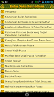 Screenshot of Buku Saku Ramadhan