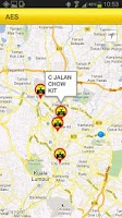 Screenshot of Malaysia AES Detector