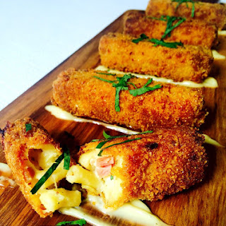 Cheese Croquettes Baked Recipes