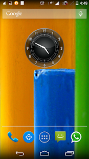 Artistic clock - wallclock2 - screenshot