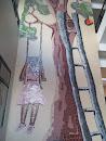 Large Tree Mural