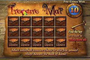 Screenshot of Pirates Plunder Slots