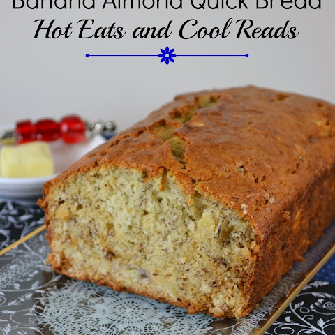 Banana Almond Quick Bread