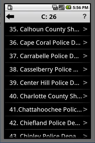 Florida Police Jobs
