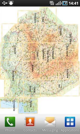 MapsWallpaper