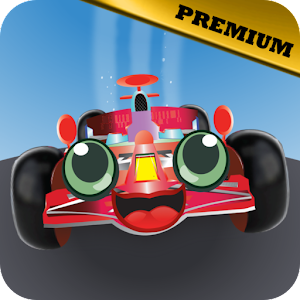 Cover art Formula Car Game Premium