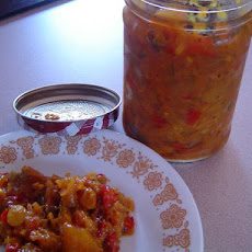 Hot Orange Chutney