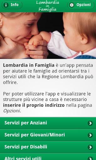 Lombardia in Famiglia