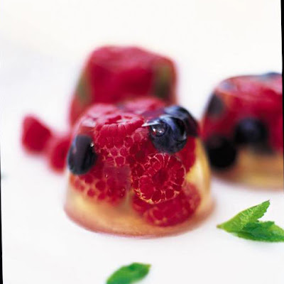Summer Fruit Jellies