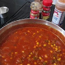 White House Pork Chili